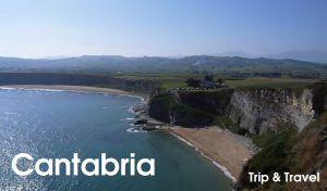 Cantabria, Liébana, Santander, mar Cantábrico, cueva de Altamira, jubileo lebaniego, río Ebro
