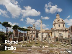 roma, italia, vuelos, viajes, hoteles, alquiler de coches, vaticano, basilica de san pedro, termas
