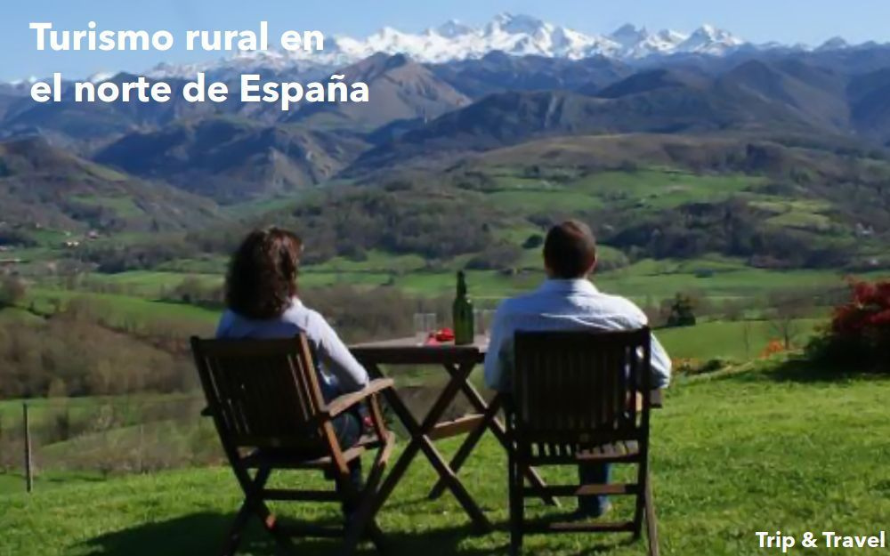 Turismo rural en el norte de espa a a buen precio con trip travel - Casas rurales en el norte de espana ...