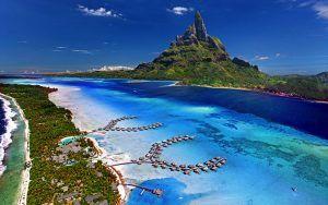6 días de luna de miel: Bora Bora y Tahití, excursiones, hoteles, reservas, viajes, vuelos, vacaciones, lunas de miel, viajes de novios, Polinesia Francesa